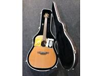 TAKAMINE TAN10C Electro Acoustic Guitar (2005), INC: Hard Case & Accessories May Trade