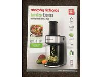 Morphy Richards Electric Spiralizer
