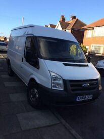 Ford Transit 115 6 Speed
