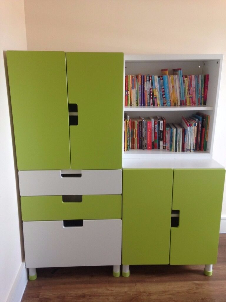 stuva ikea kids storage units in wimbledon london gumtree. Black Bedroom Furniture Sets. Home Design Ideas