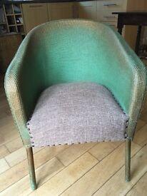 1950s Bedroom Wicker Chair