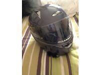 Nitro motorcycle helmet (Size XXL)