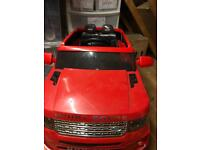 12v kids electric range rover car