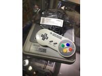 SNES Super Nintendo Console
