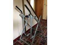 Exercise walker machine