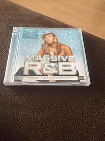 Massive r&b 2007 winter collection cd album
