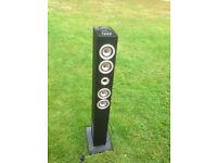 Intempo Wooden Tower Speaker - iPod - Ferndown, Dorset
