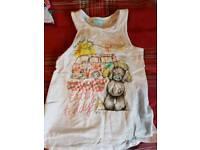 4 Girls summer t-shirts age 6