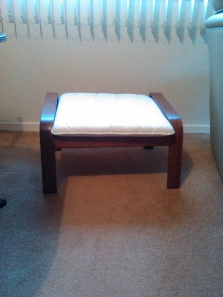 IKEA large foot stool