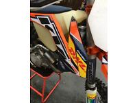 Ktm 250xcf 2014 factory edition! Not Crf, ltr, yzf, kxf, Rmz, etc