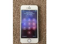 Apple iPhone 5s, 64gb for spares or repair