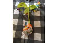 Vtech soothing sounds cot mobile