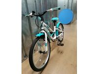 "Apollo Oceana Girls 20"" bike, very good condition."