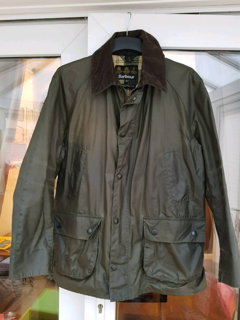 Mens Barbour Wax Cotton Jacketin York, North YorkshireGumtree - Mens Barbour Wax Cotton Jacket Size XLComes complete with Barbour Fleece liner Good condition