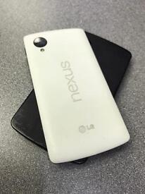 Nexus 5 unlock