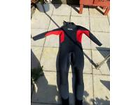 Mystic Unisex Medium Winter Full Length Wetsuit