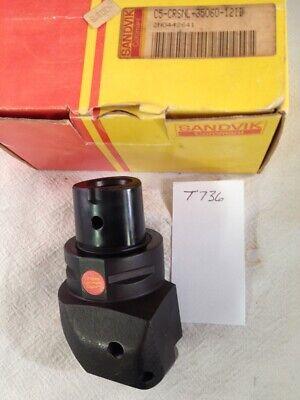 1 New Sandvik Capto C5-crsnl-35060-12id Boring Head Coromant Sweden Made T736