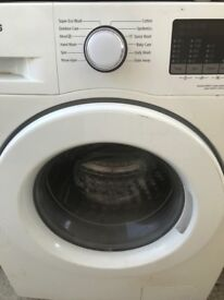 Samsung washing machine, excellent condition- only 2 years old. Moved house and machine is built in.