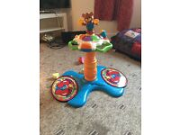 Vtech Sit to a stand dancing tower