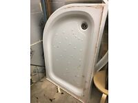 Large shower tray for sale