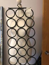 Ikea Scarves Organizer