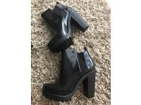 Melissa rubber boots, Size 39