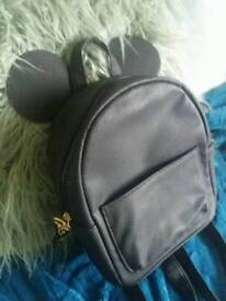 primark mickey mouse back pack
