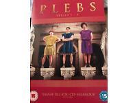 Plebs boxset series 1 - 3