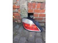 Vauxhall Astra Mk5 rear light