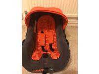 Cosatto baby car seat