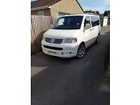 2006 six seater adapted as day van. Has many extras and well worth a look. Need quick sale!!