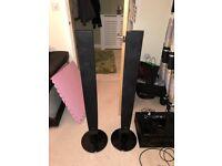 LG Floorstanding Speakers - SH33DH-S
