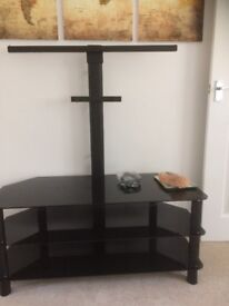 Flat Screen Glass Television stand