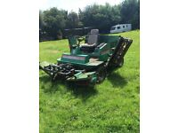 Ransomes Comander Ride On Lawnmower