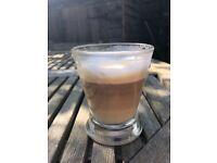 DeLonghi Nespresso Lattissima One Touch Coffee Machine, Black