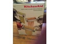 Kitchenaid pasta attachment
