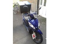 Honda Vision 110 (2013) + delivery box !LOW MILEAGE!