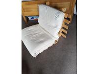 Single Futon with mattress