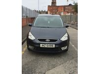 New shape ford galaxy 2007 part service history