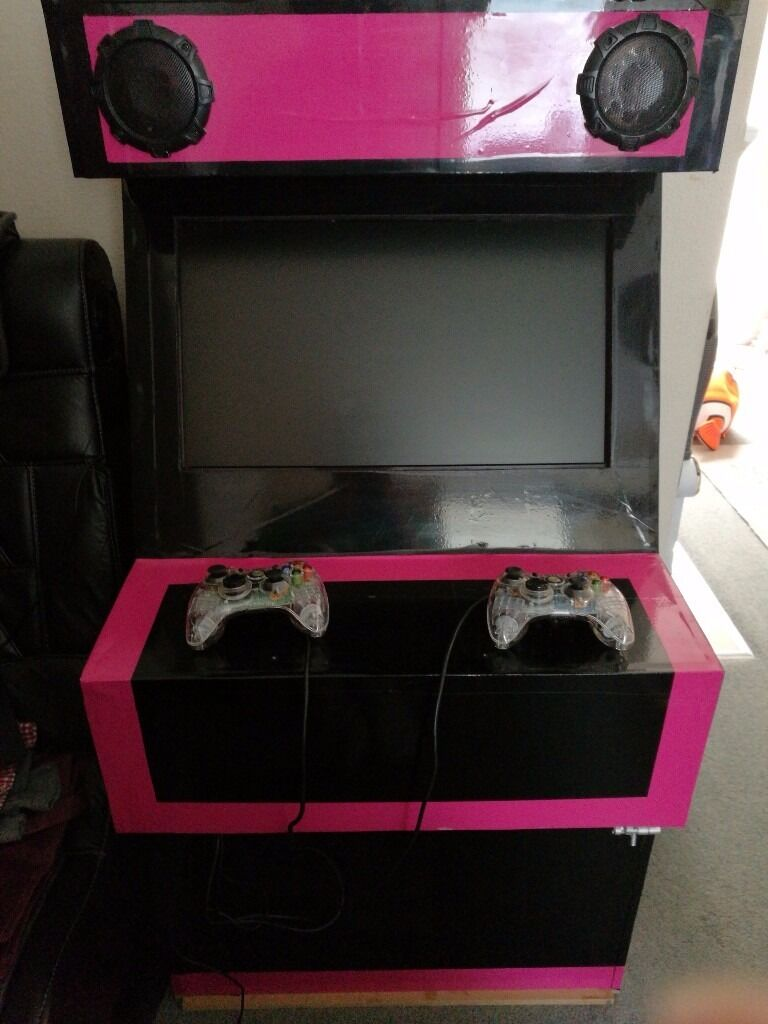 Home made arcade machine