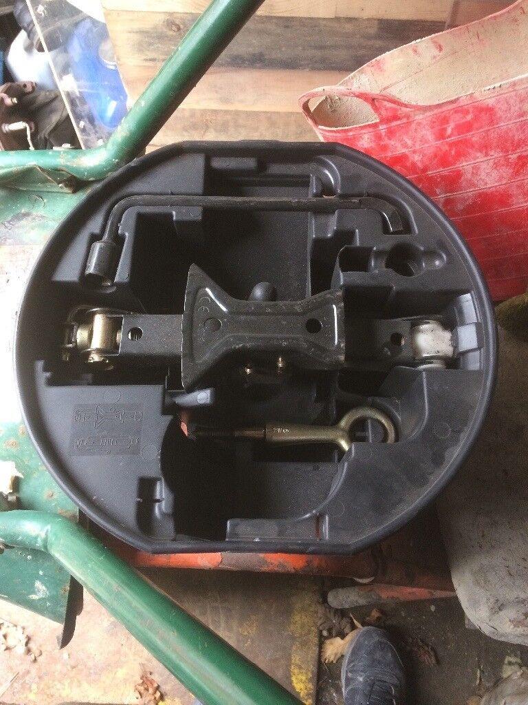 Citroen c3 jack kit