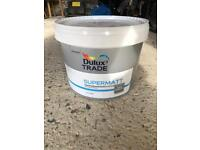 Dulux Trade Supermatt Light Base 10l