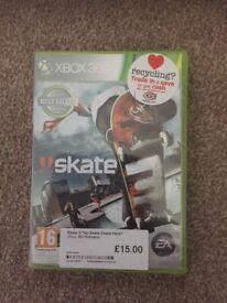 Xbox360 skate 3