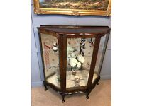 China Cabinet - Art Deco 1930's 1940's Vintage / Retro Cocktail Bar - UK Delivery Available