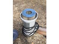 Intel Krystal clear filter pump for swimming pool model 604 £60
