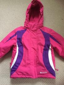Girls ski/winter coat