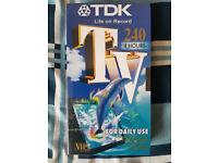 Brandnew VHS Tape 240 (04 Hours)
