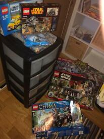 Huge job lot of Lego