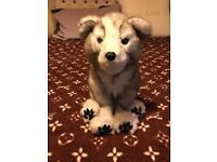 Furreal Interactive Husky Dog