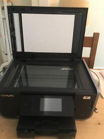 Lexmark Pinnacle Pro901 printer/scanner/copier/fax with wifi printing
